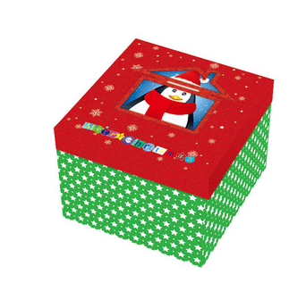 Paper Gift Box for candy packing