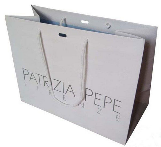 Brown Kraft Paper Shopping Bags