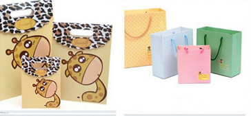 Wholesale Custom Luxury Paper Shopping Bags