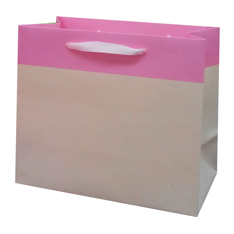 Different Sizes Matt Lamination Luxury Wedding Gift Bags for Hotel